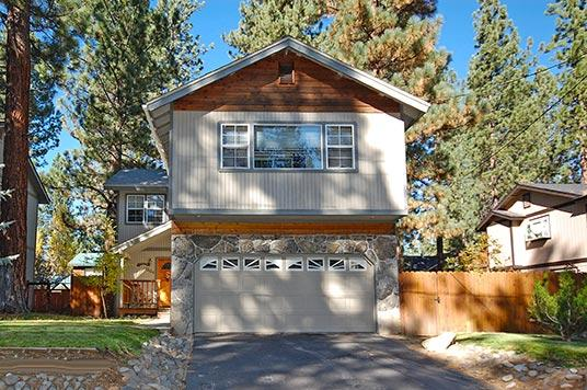 Exterior - 1209 Golden Bear - South Lake Tahoe - rentals