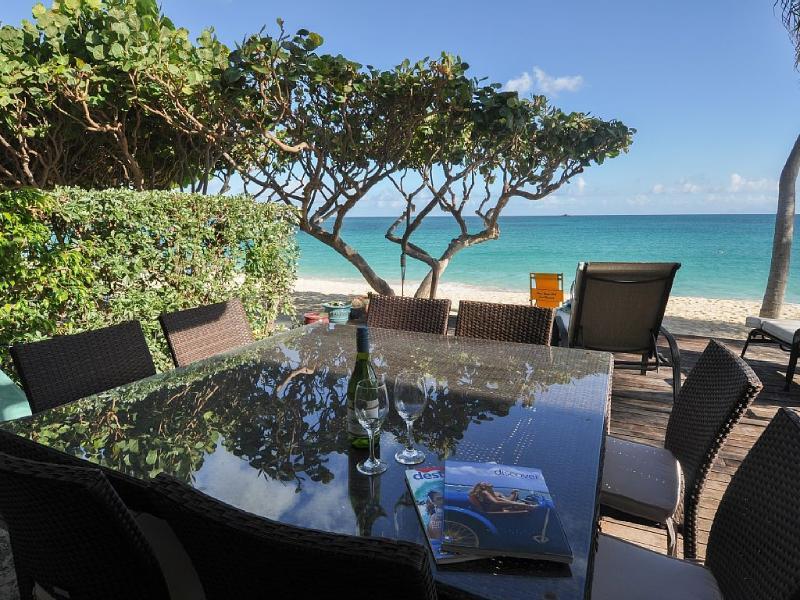 Coco Beach Duplex - Image 1 - Simpson Bay - rentals