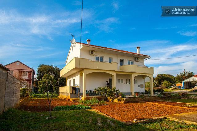 house - 8362  A1 Plavi (4+1) - Petrcane - Petrcane - rentals