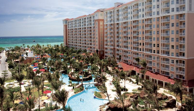 Marriott's Aruba Surf Club - Image 1 - Palm/Eagle Beach - rentals
