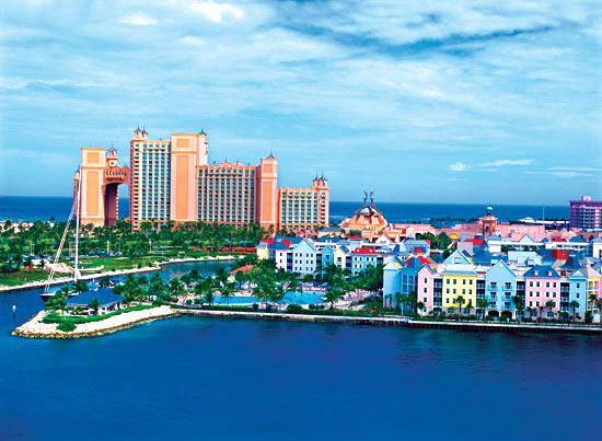 Harborside Resort at Atlantis - Image 1 - Paradise Island - rentals