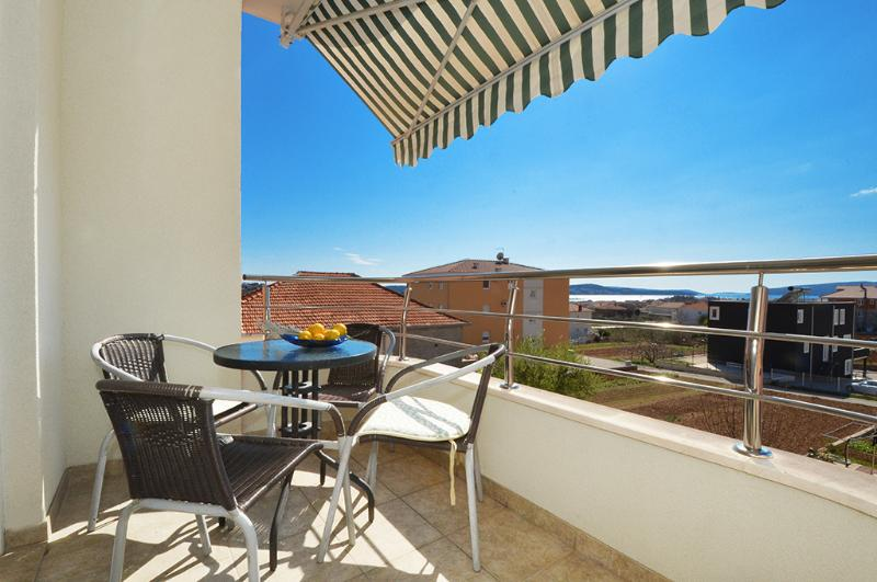 view (house and surroundings) - 5109 A1(4) - Trogir - Trogir - rentals
