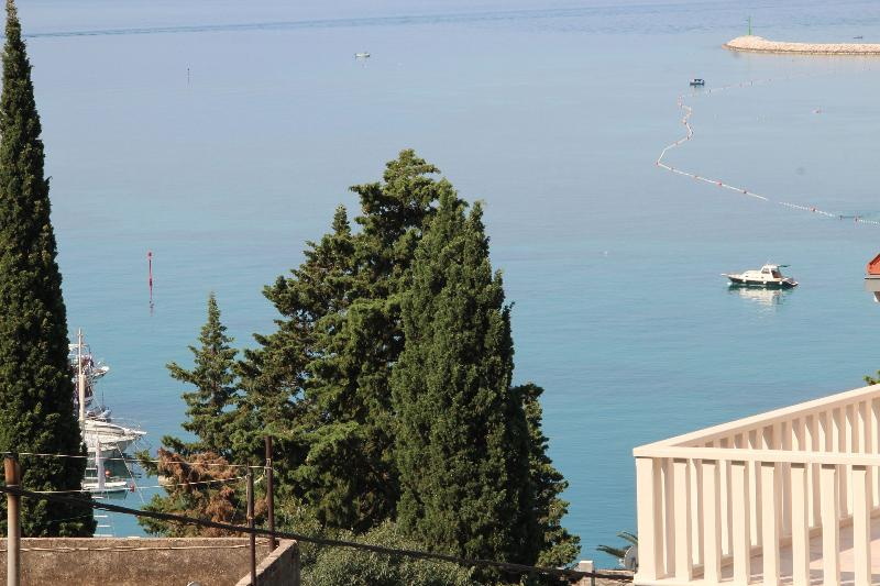 view (house and surroundings) - 8271  A1(2+2) - Omis - Omis - rentals