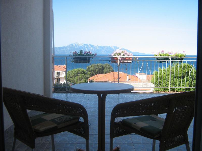 A2(2): terrace - 2258  A2(2) - Gradac - Gradac - rentals