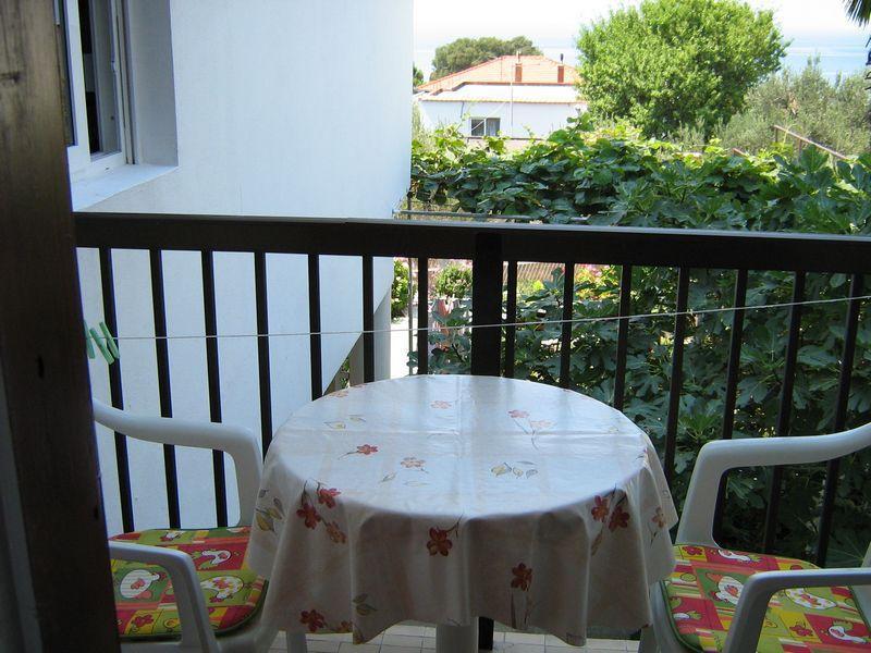 SA4(2): terrace - 2258  SA4(2) - Gradac - Gradac - rentals
