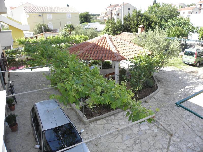 A24(2+2): terrace view - 2566 A24(2+2) - Biograd - Biograd - rentals
