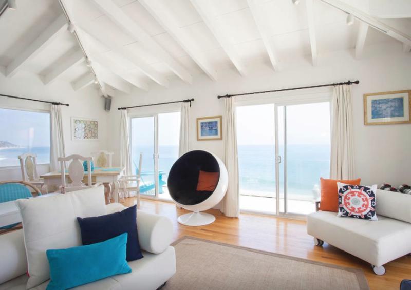 Beachfront 2 Bedroom Home in Malibu - Image 1 - Malibu - rentals