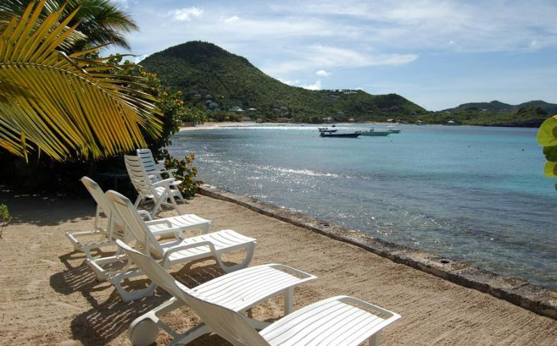 Escape - Ideal for Couples and Families, Beautiful Pool and Beach - Image 1 - Saint Barthelemy - rentals