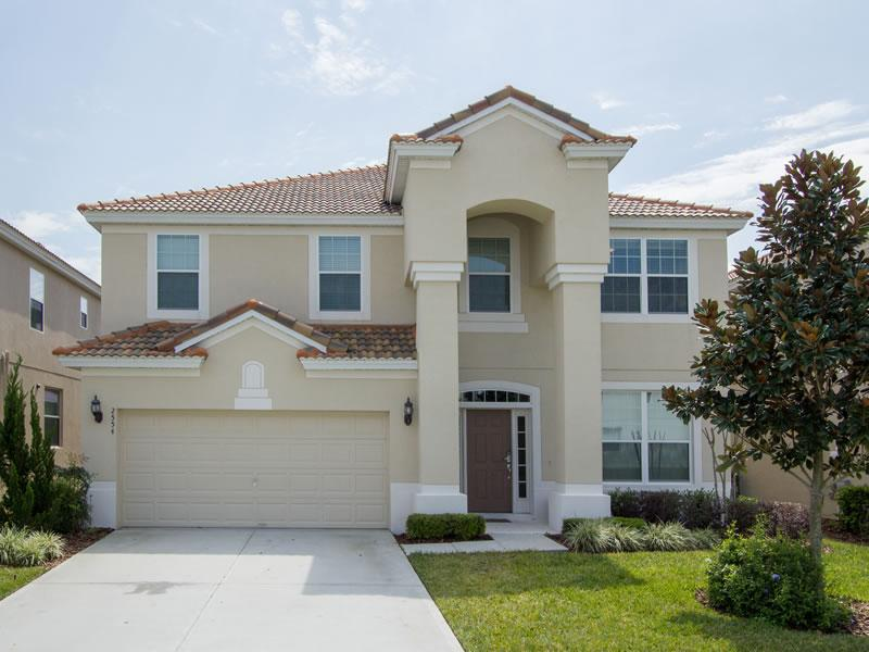 6BR/4BA Windsor Hills resort pool home AF2554-GGC - Image 1 - Kissimmee - rentals