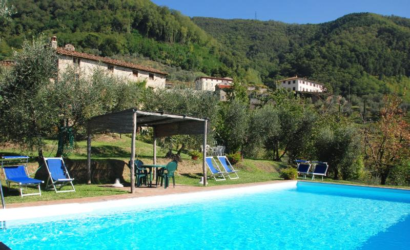 3 bedroom Villa in Capannori, Lucca and surroundings, Tuscany, Italy : ref - Image 1 - Capannori - rentals