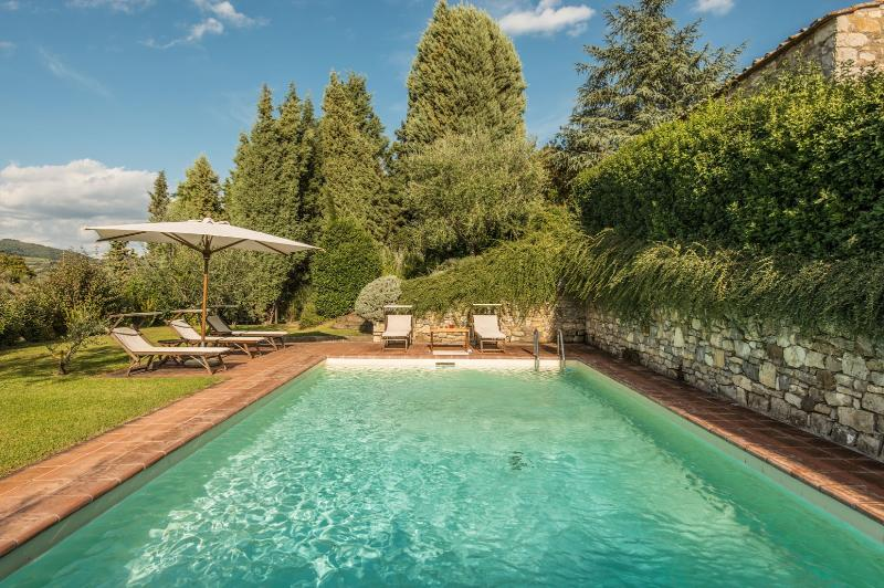 5 bedroom Villa in Radda in Chianti, Chianti, Tuscany, Italy : ref 2307287 - Image 1 - Radda in Chianti - rentals