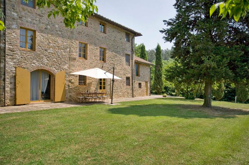 5 bedroom Villa in San Martino in Freddana, Lucca and surroundings, Tuscany - Image 1 - San Martino in Freddana - rentals