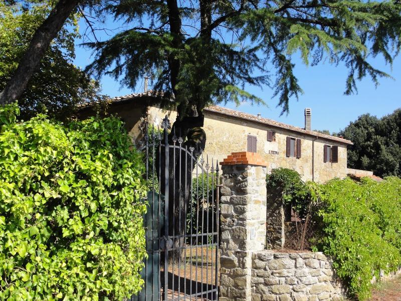 Casa del Castagno - Image 1 - Lucignano - rentals