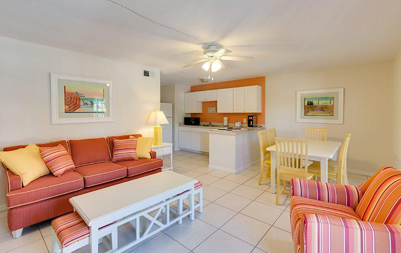 1/21: - Spacious 2 BR Suite right across from the Beach at the Pier - Code: Sun Seeker #2Up - Fort Myers Beach - rentals