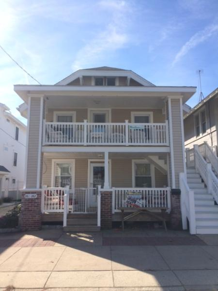 862 4th Street 2nd Floor 124356 - Image 1 - Ocean City - rentals