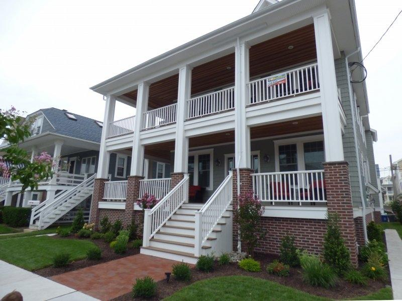 854 St Charles Place, 2nd and 3rd fl 124354 - Image 1 - Ocean City - rentals