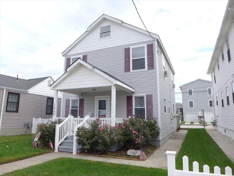 1605 West Avenue Single 112514 - Image 1 - Ocean City - rentals