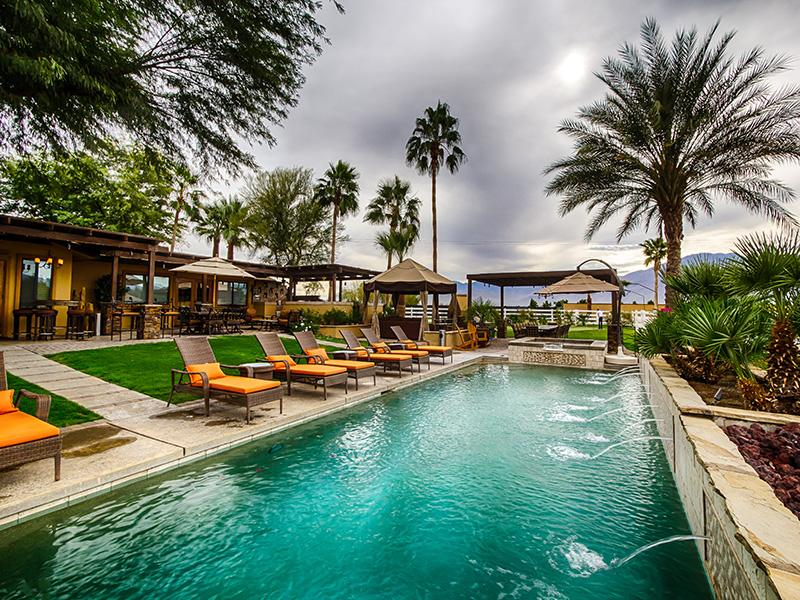Villa Sereno with Private Pool & Spa, Outdoor Dining & Living, Five Bedrooms & Family-Friendly - Image 1 - Coachella - rentals