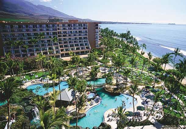 Marriott's Maui Ocean Club - Image 1 - Lahaina - rentals