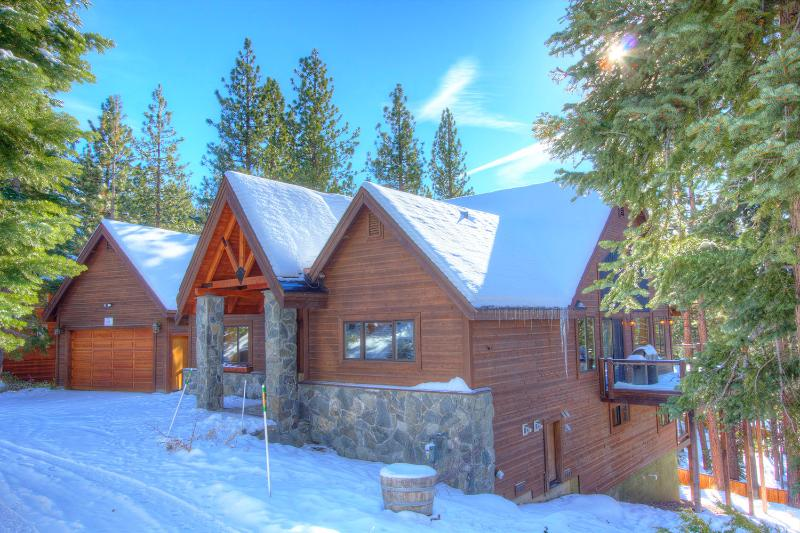 Spectacular Custom Home with the Perfect Amenities ~ RA3657 - Image 1 - Lake Tahoe - rentals
