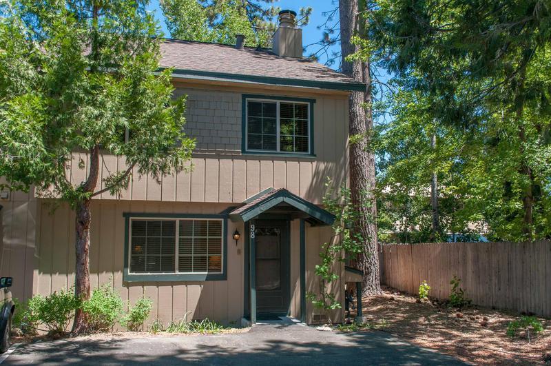 Pettingell - LFG 98 ~ RA318 - Image 1 - Tahoe City - rentals