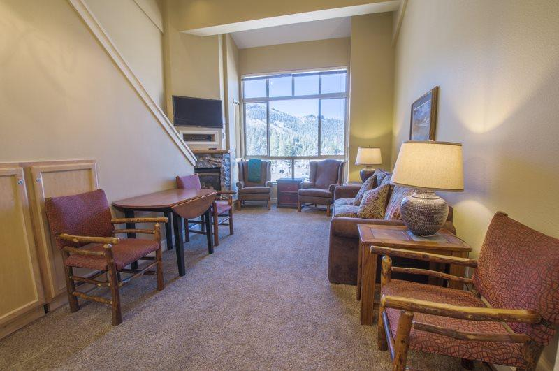 Mountain Club at Kirkwood - Ski In/Ski Out Studio+Loft #318 ~ RA1457 - Image 1 - Kirkwood - rentals