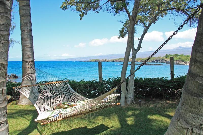 Ocean front Aina Malia on Waialea Bay ~ RA6259 - Image 1 - Waimea - rentals