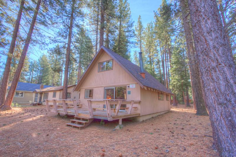 Affordable Cute Cabin Pet Friendly ~ RA709 - Image 1 - South Lake Tahoe - rentals