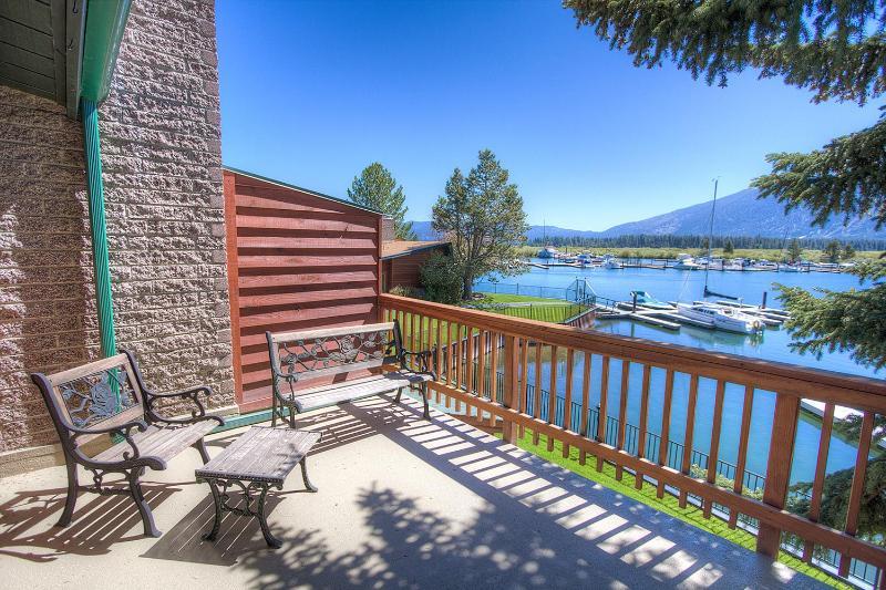 Spectacular Scenery from Tahoe Keys Condo ~ RA899 - Image 1 - South Lake Tahoe - rentals