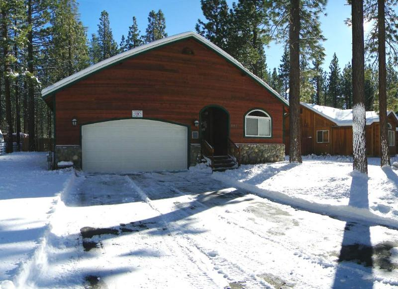 Lovely Home with Hot Tub and Pet Friendly ~ RA757 - Image 1 - South Lake Tahoe - rentals