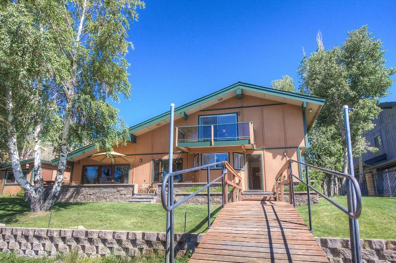 Tahoe Keys Home Perfect for Families with Boat Dock ~ RA909 - Image 1 - South Lake Tahoe - rentals