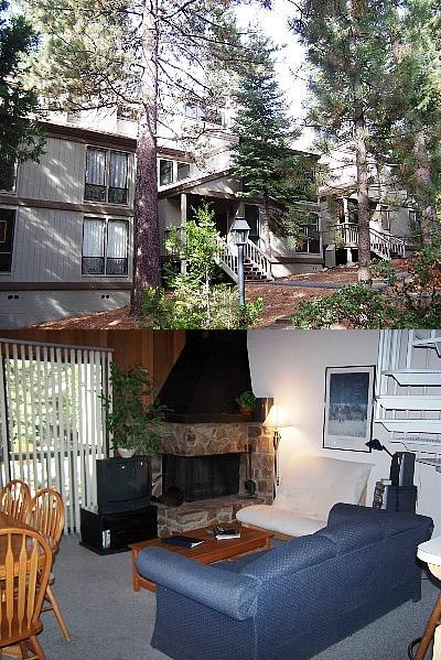 Wonderful Forest Condo Sleeps 10 ~ RA826 - Image 1 - Kings Beach - rentals