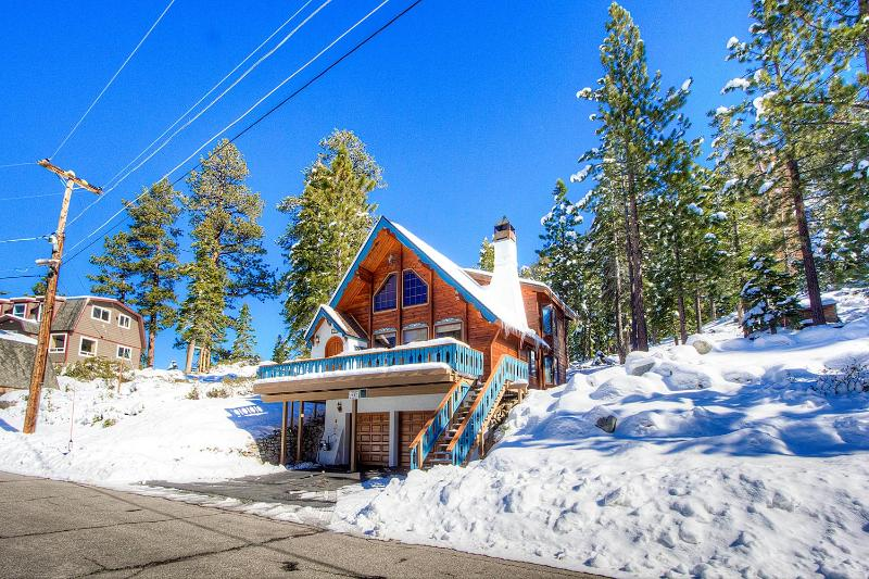 Secluded Bavarian-Style Chalet in Tahoe ~ RA745 - Image 1 - South Lake Tahoe - rentals