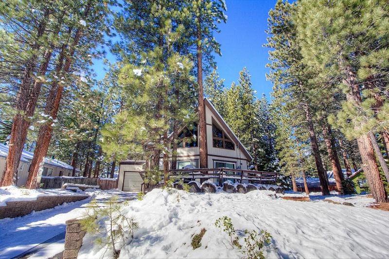 Great Value Chalet in the Woods ~ RA810 - Image 1 - South Lake Tahoe - rentals