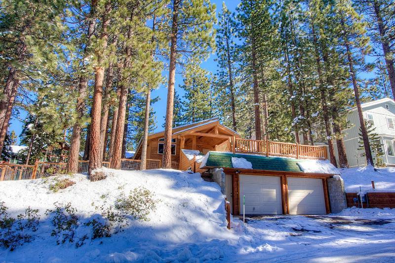 One of a Kind Tahoe Luxury Home ~ RA749 - Image 1 - South Lake Tahoe - rentals
