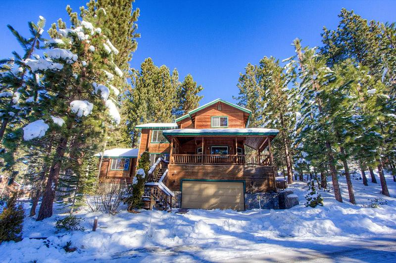 Upscale Custom Home with Impressive Views ~ RA750 - Image 1 - South Lake Tahoe - rentals