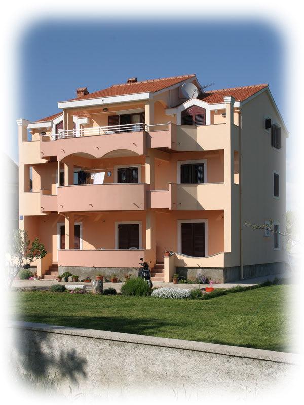 house - 5371 A2(2+2) - Privlaka - Privlaka - rentals