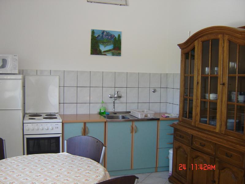 Studio(2+1): interior - 8272 Studio(2+1) - Privlaka - Privlaka - rentals