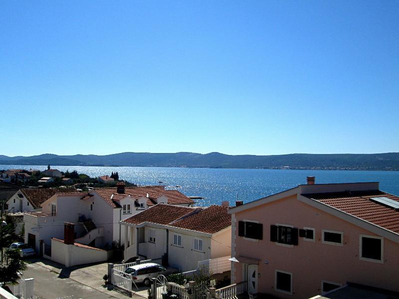A1(6+2): terrace view - 00505SVPE A1(6+2) - Sveti Petar - Sveti Petar - rentals