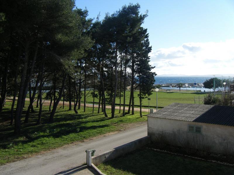 A3(2+2): terrace view - 2204  A3(2+2) - Privlaka - Privlaka - rentals