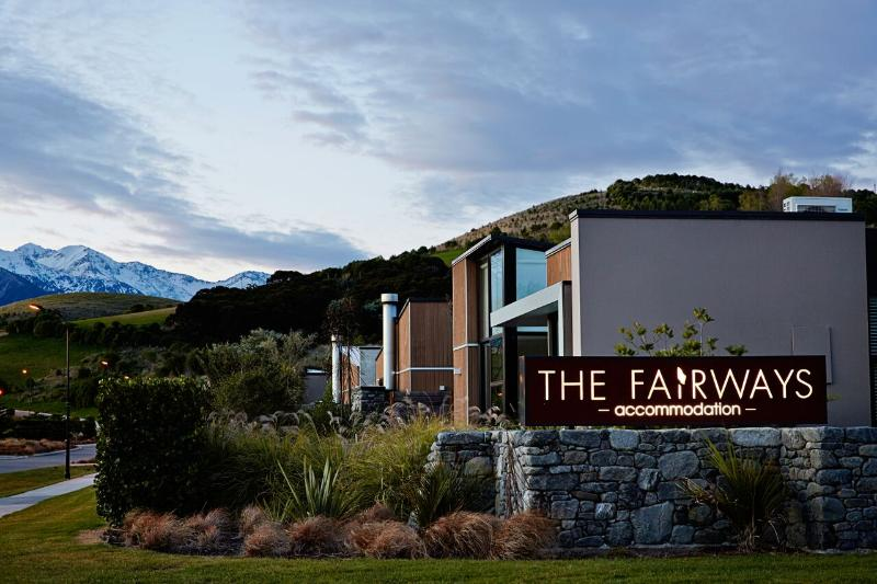 The Fairways - The Fairways at Ocean Ridge, Kaikoura - Kaikoura - rentals