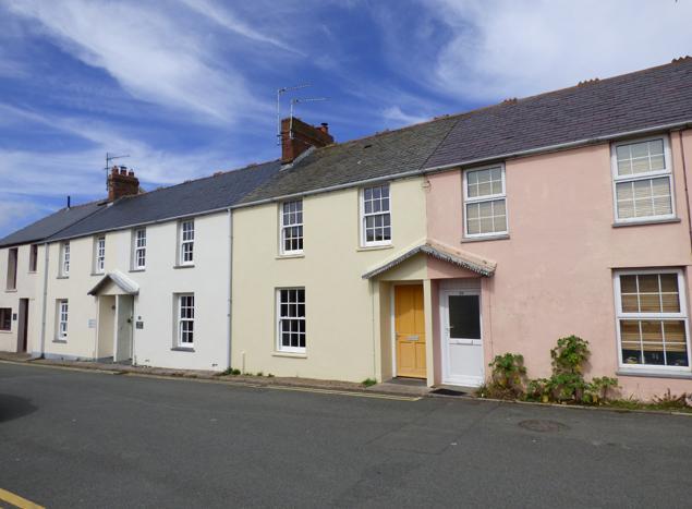 Holiday Cottage - 37 Bryn Road, St Davids - Image 1 - Saint Davids - rentals
