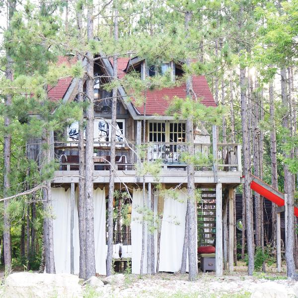 Treehouse retreat for four ! - Image 1 - Durham - rentals