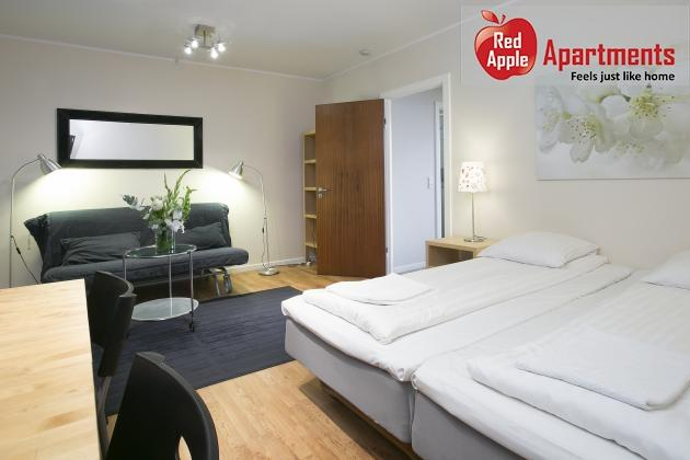 Corporate clients: Fully Equipped Hotel Apartment - 5735 - Image 1 - Copenhagen - rentals