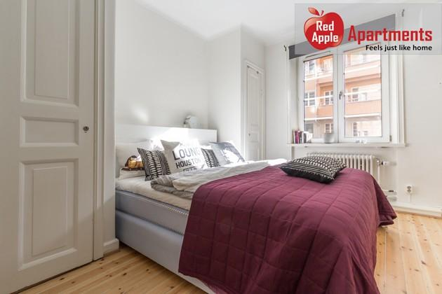 A Very Nice Well Decorated One Bedroom Apartment - 6047 - Image 1 - Stockholm - rentals