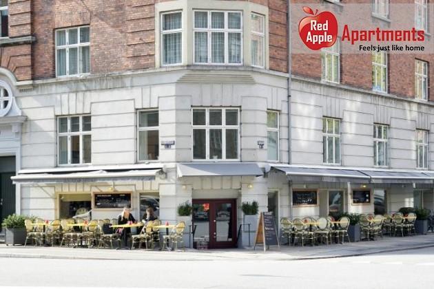 Corporate Clients: Spacious 2 Bedroom Hotel Apartment - 6432 - Image 1 - Copenhagen - rentals
