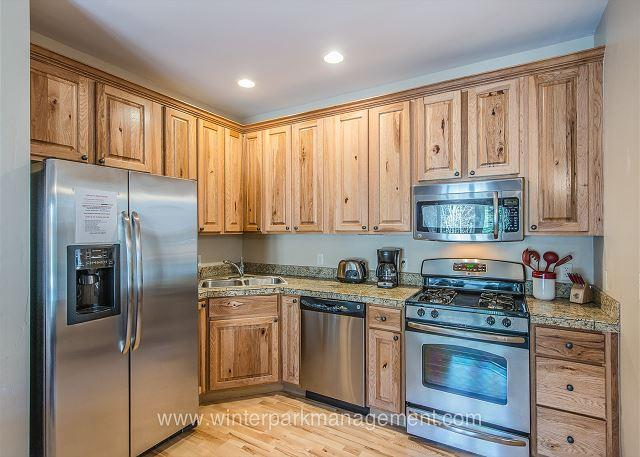 Newly built, high end one bedroom with garage in the heart of Winter Park!!!! - Image 1 - Winter Park - rentals