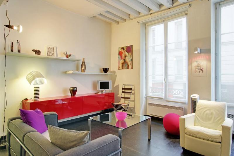 Stylish One Bedroom Dauphine Buci - Image 1 - Paris - rentals