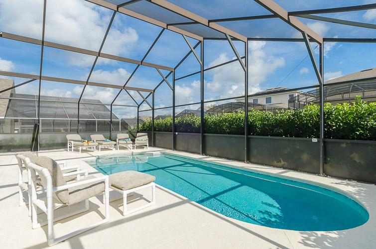 Sparkling Pool with Extended Sun Deck - Arkvilla Where Memories Are Made - Davenport - rentals