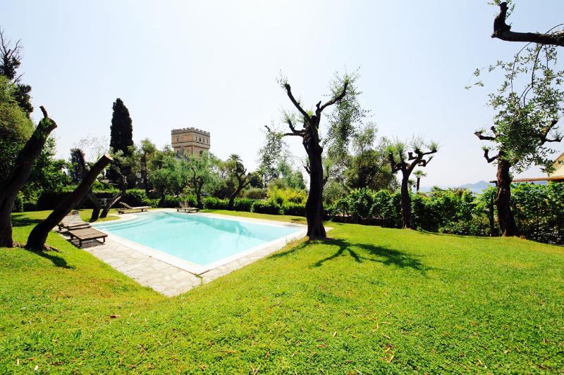 IMPERIALE pool and garden by KlabHouse - Image 1 - Santa Margherita Ligure - rentals